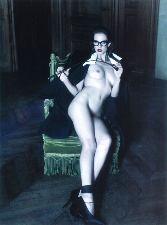 Aymeline Valade by Tom Munro for Numero