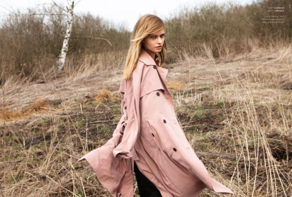 Natallia Krachanka by Roman Goebel for The Ones 2 Watch