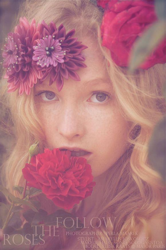 Eliisa Raats by Perla Maarek for Fine Taste
