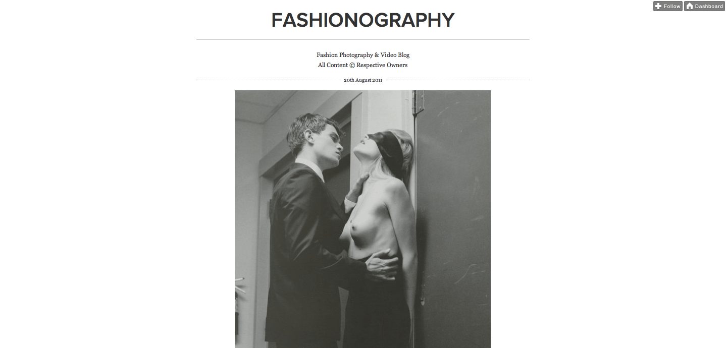 Follow Fashionography