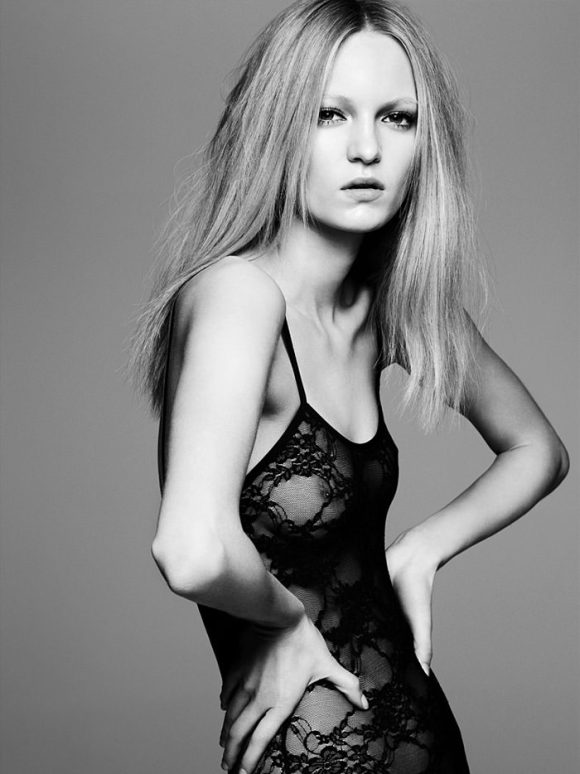 Theres Alexandersson by Jimmy Backius for Elle Sweden