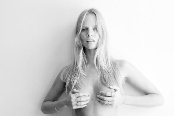 Marloes Horst by Terry Richardson