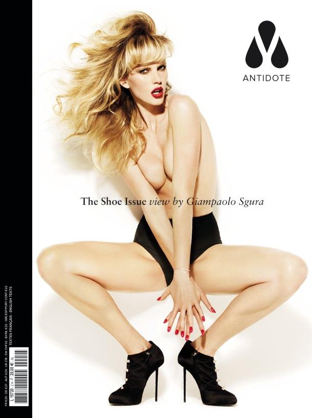 Anne Vyalitsina by Giampaolo Sgura for Magazine Antidote
