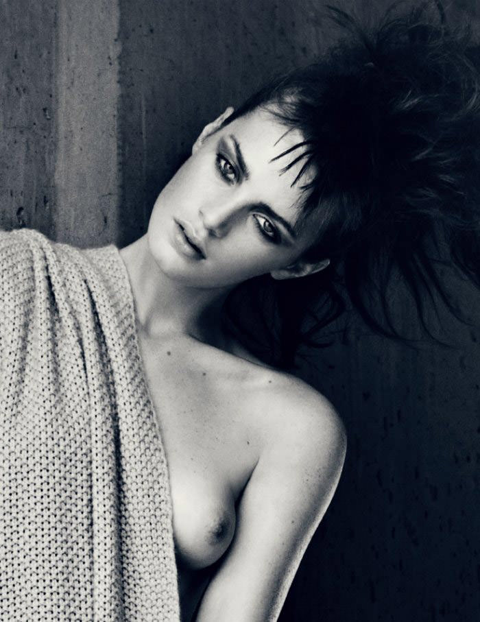 Milly Simmonds by Signe Vilstrup for Tush