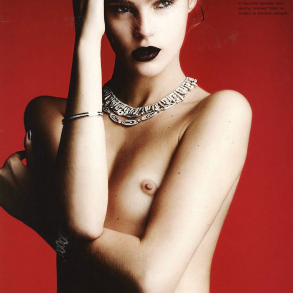 Juju Ivanyuk by Ben Hassett for Numero