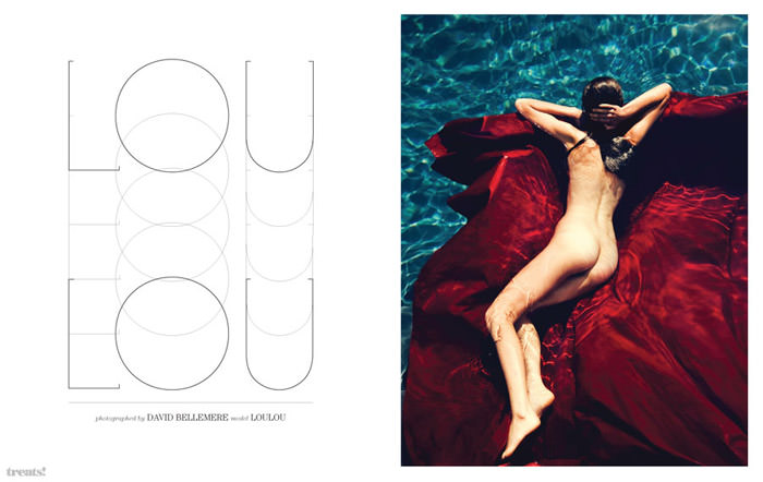LouLou by David Bellemere for Treats! Magazine