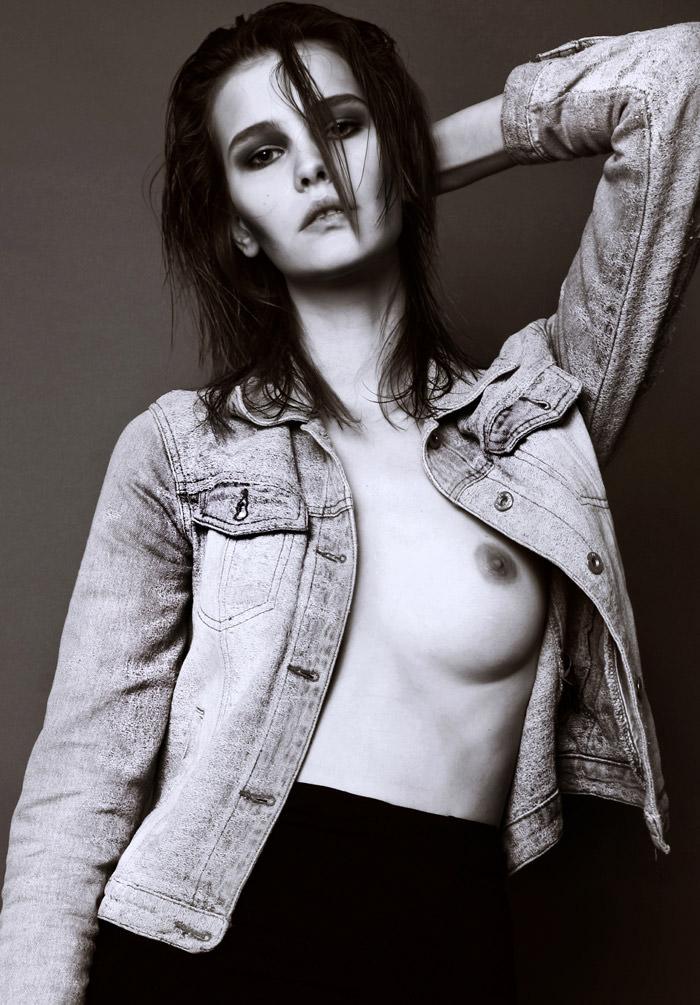 Fashionography: Magdalena Chachlica by Jacek Zajac