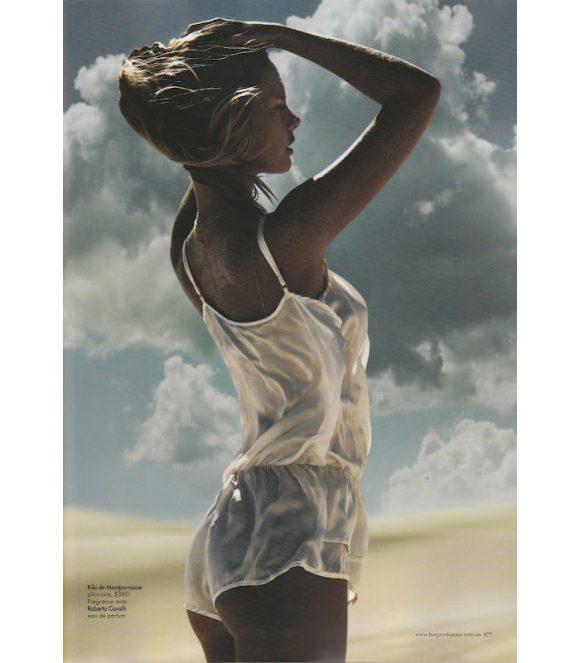 Marloes Horst by Will Davidson for Harper's Bazaar Australia
