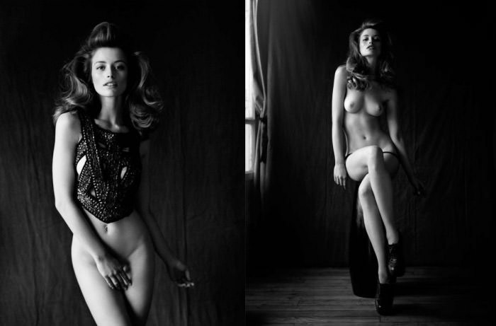 Flavia Lucini by Matthew Brookes for A Perfect Guide