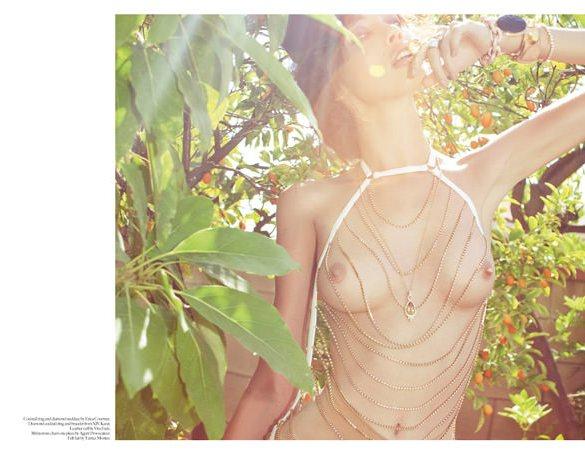 Stephanie Loba by Andrew Kuykendall for Mirage Magazine