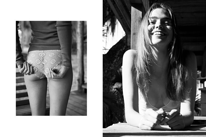Rachel Ballinger photographed by Simon Burstall for A Perfect Guide