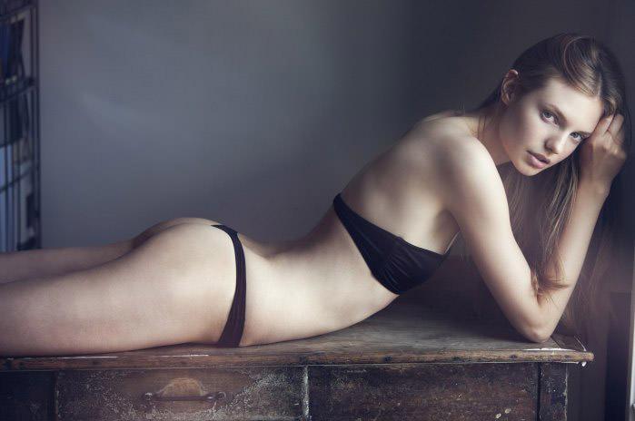 Isabella Oberg by David Bellemere