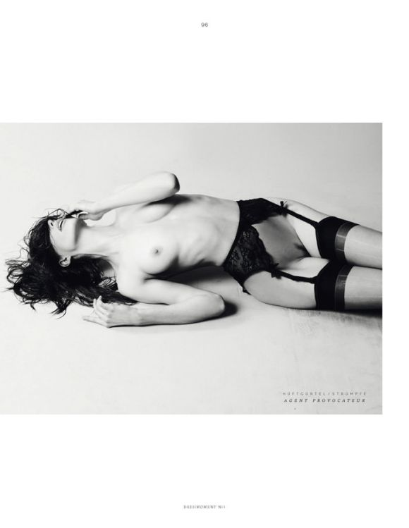 Katerina Jursikova by Jork Weismann for Drehmoment Magazine