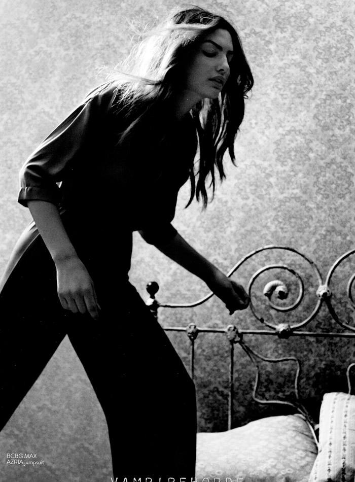 Alyssa Miller by Daniel King for Remix Magazine