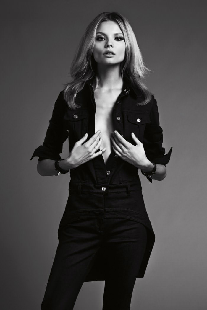 Magdalena Frackowiak by Zuza & Bartek for Pani Magazine