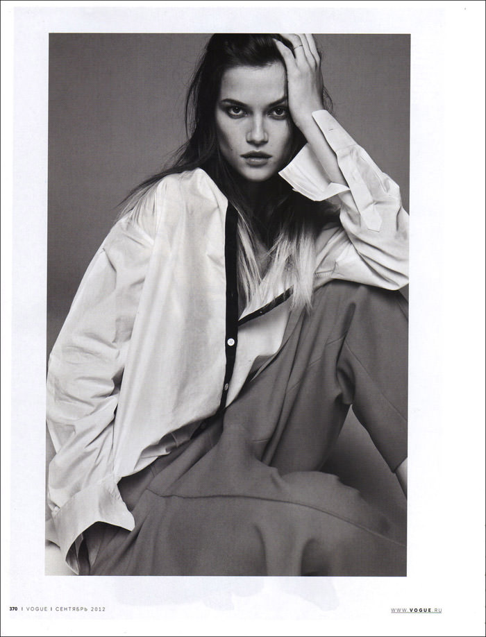 Kasia Struss by Claudia Knoepfel and Stefan Indlekofer