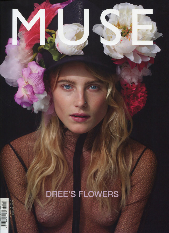 Dree Hemingway by Cass Bird for Muse #31, Fall 2012