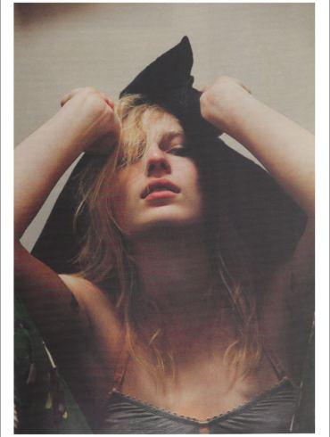 Julia Nobis by Cara Stricker for Russh