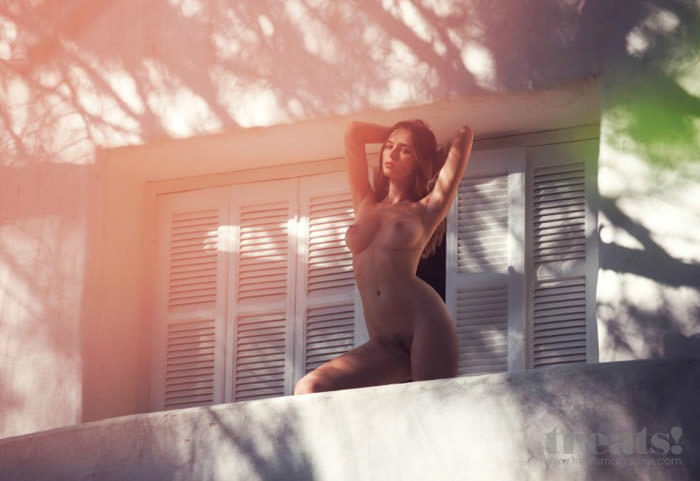 Anthea by David Bellemere for Treats! Magazine