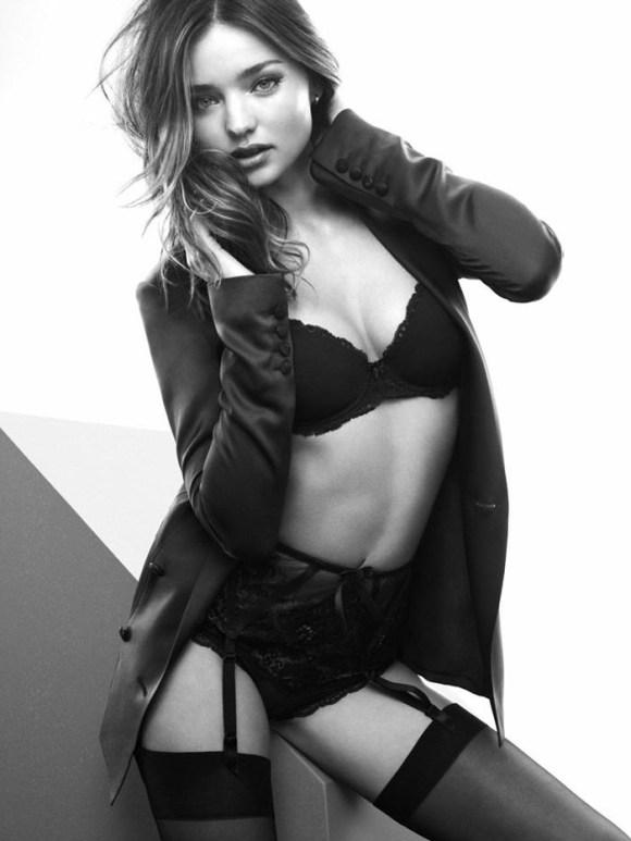 Miranda Kerr by David Slijper for Esquire UK