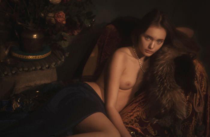 Olga Zbitkovskaja by Nil Hoppenot for TO2W