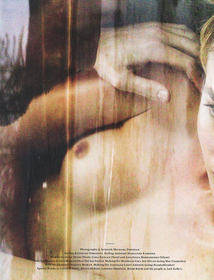 """Maiden Lane"" by Michael Donovan for Smug Magazine"