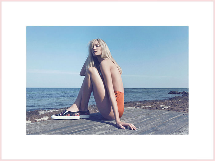Theres Alexandersson by Olivia Frolich for Elle Denmark