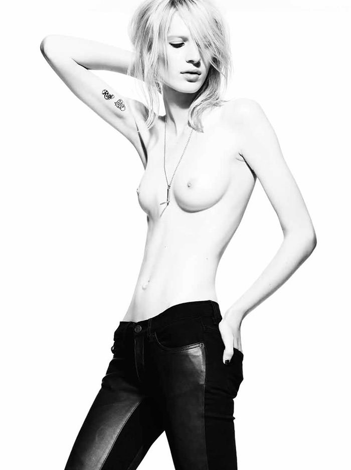 Julia Nobis for Superfine