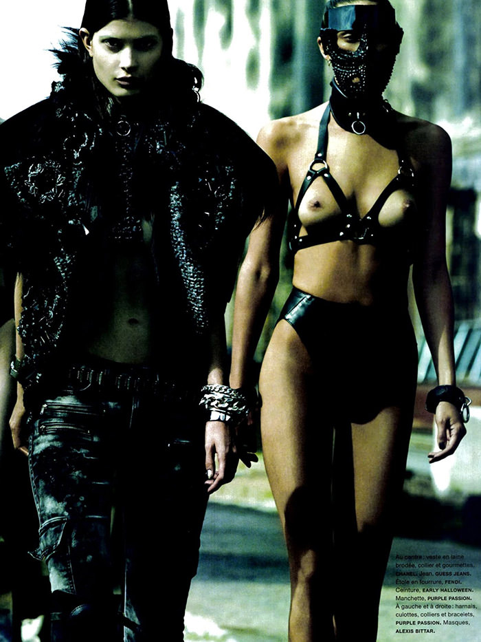 Road Warriors by Greg Kadel for Numero