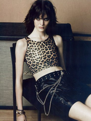 Sam Rollinson by Erik Torstensson for Vogue Russia