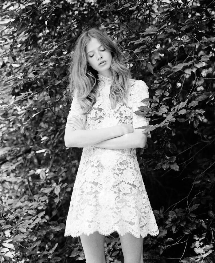Anna Lund Sorensen by Clare Shilland for Union Magazine