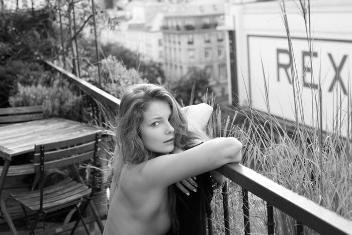 Eniko Mihalik by Daniella Rech