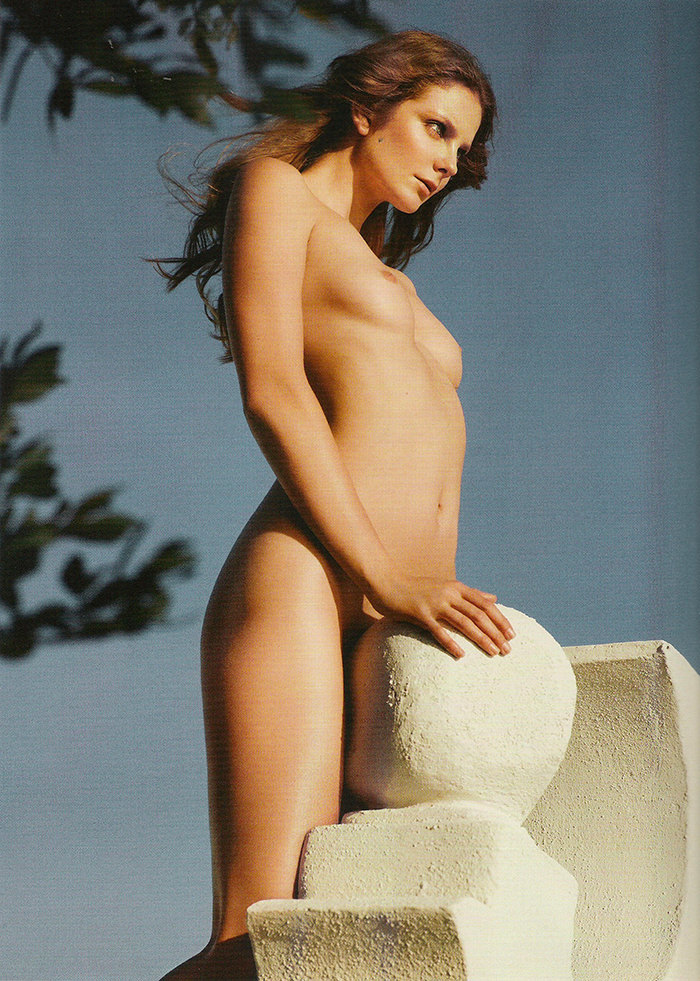 Eniko Mihalik by Mark Segal for Lui Magazine