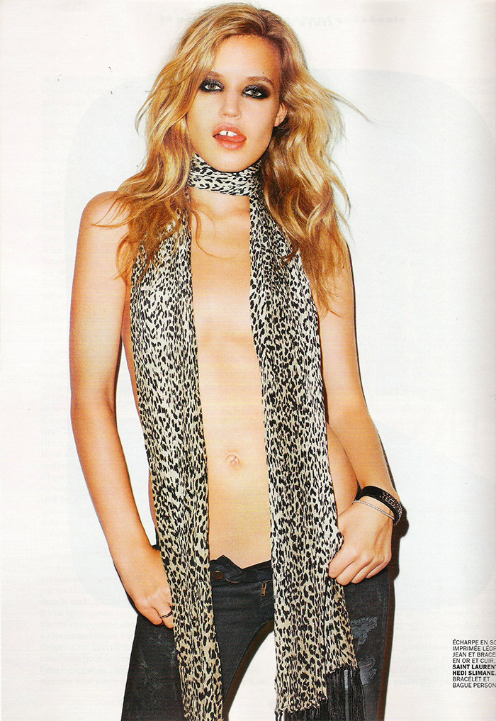 Georgia May Jagger by Terry Richardson for Lui Magazine