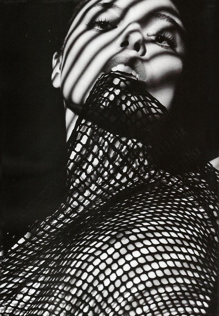 Martha Hunt by Solve Sundsbo for Lui Magazine