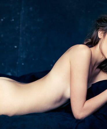 Tatyana Gillam by Steven Chee for Stonefox Magazine