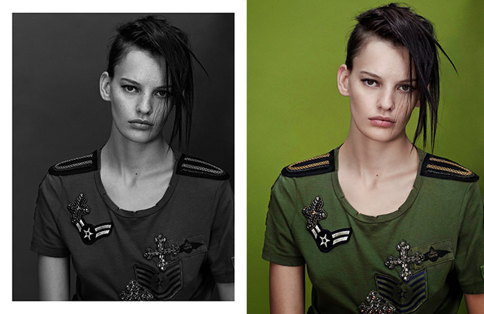 Amanda Murphy by Collier Schorr for Self Service