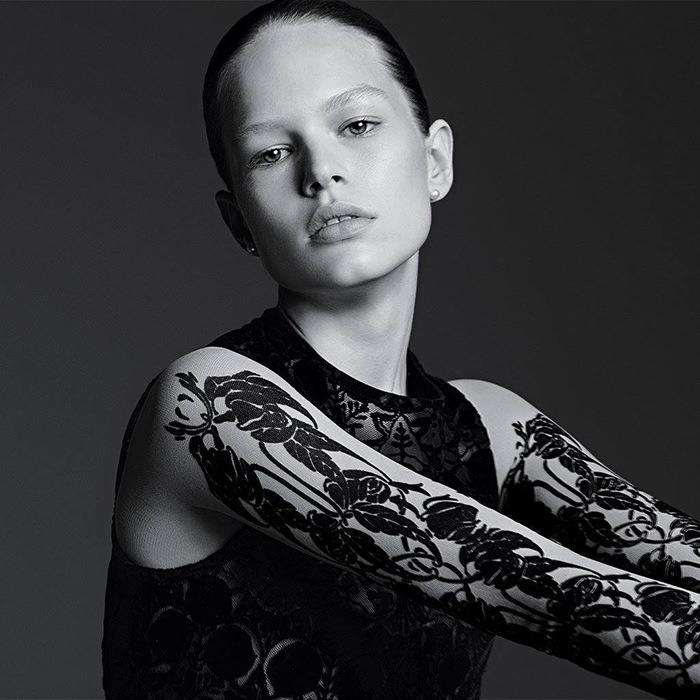 Anna Ewers by Karim Sadli for T Magazine