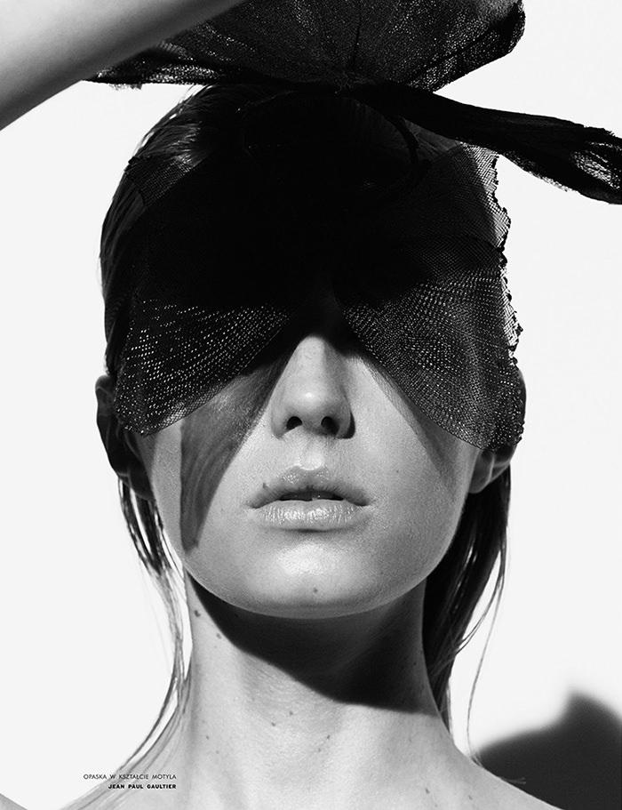 Sigrid Agren by Ward Ivan Rafik for Viva! Moda