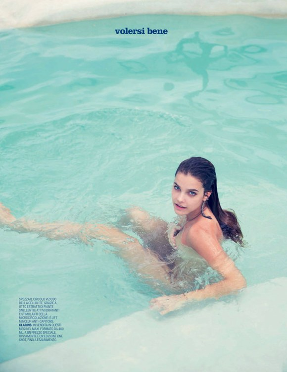 Barbara Palvin by David Bellemere for Marie Claire Italy