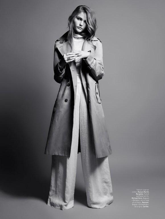 Jordan Van Der Vyver by Daniel Thomas Smith for L'officiel Paris