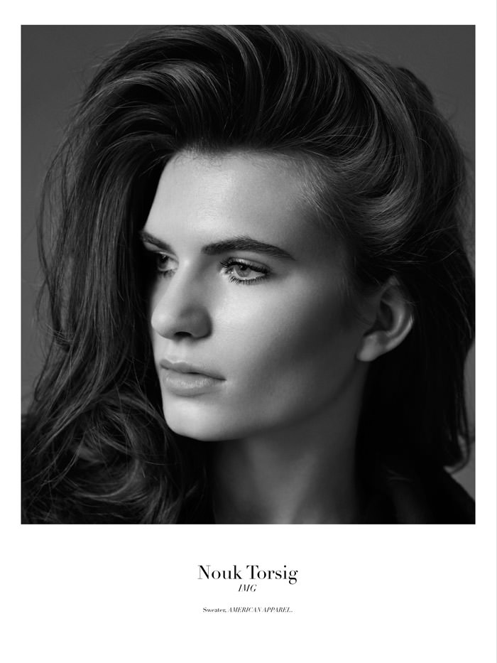 Nouk Torsig by Christopher Ferguson for Stonefox Magazine