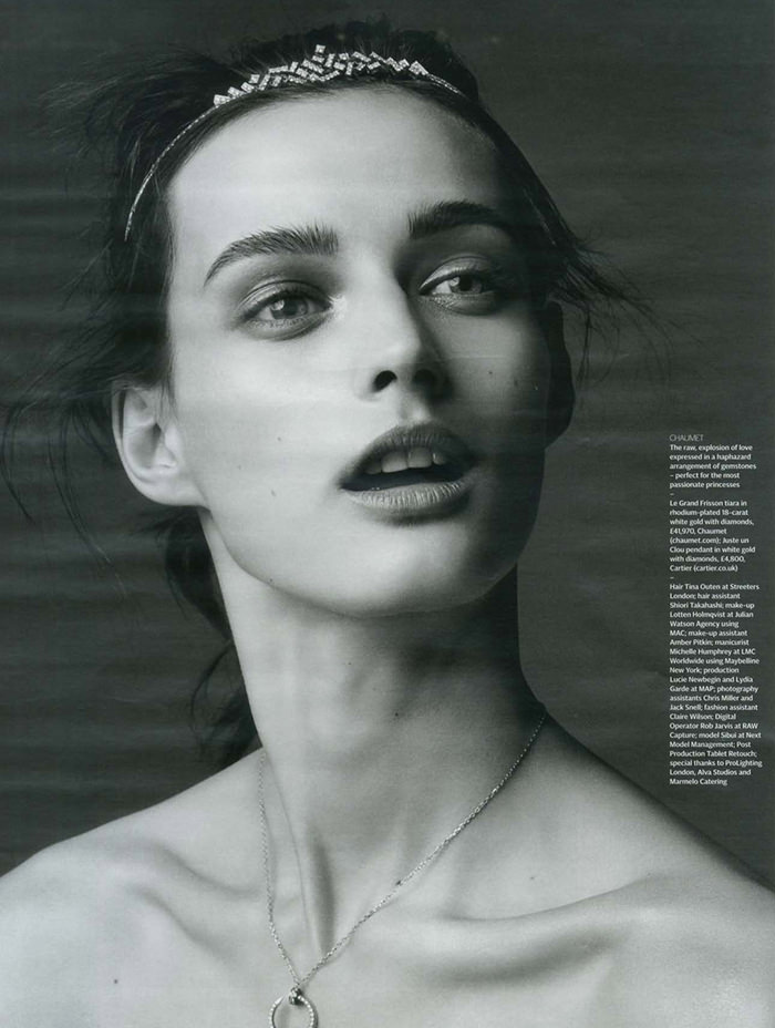 Sibui Nazarenko by Paul Wetherell for The Telegraph