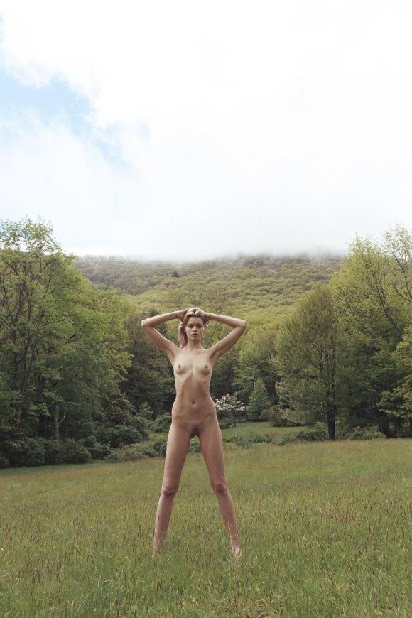 Abbey Lee Kershaw by Cara Stricker