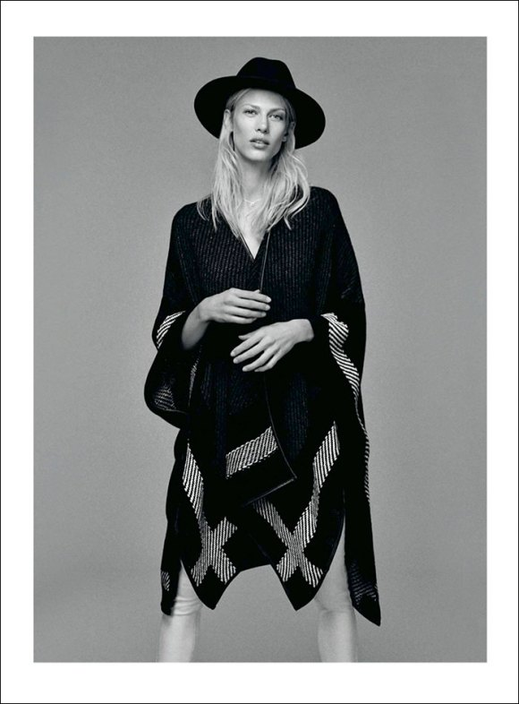 Aymeline Valade by Damon Baker for S Moda