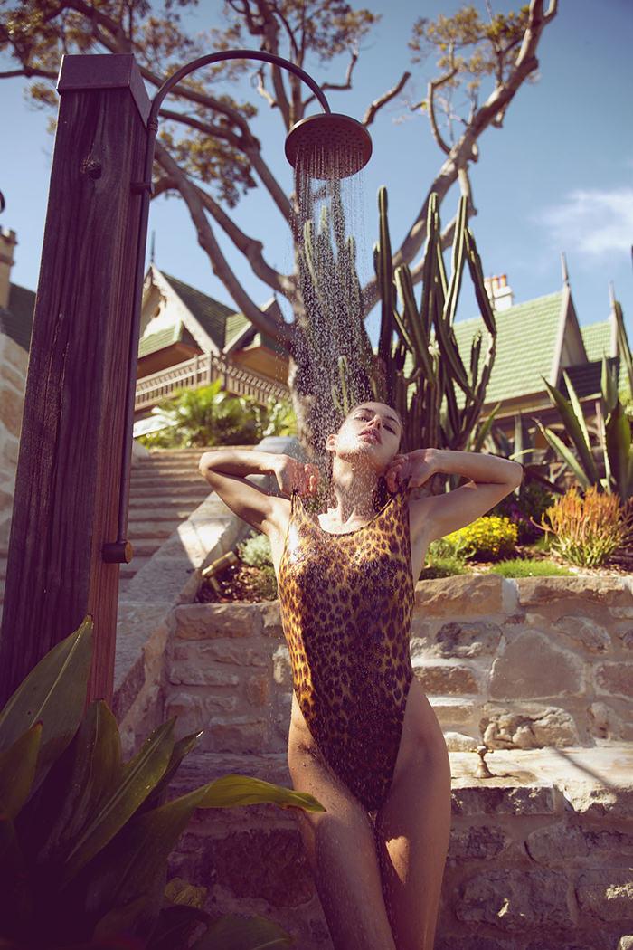 Lana Zakocela by Cameron Hammond for C-Heads Magazine