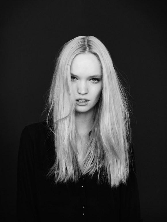 Luisa Bianchin by Marcus Paarmann