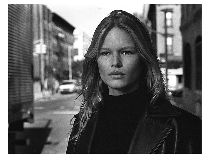 Anna Ewers by Myro Wulff