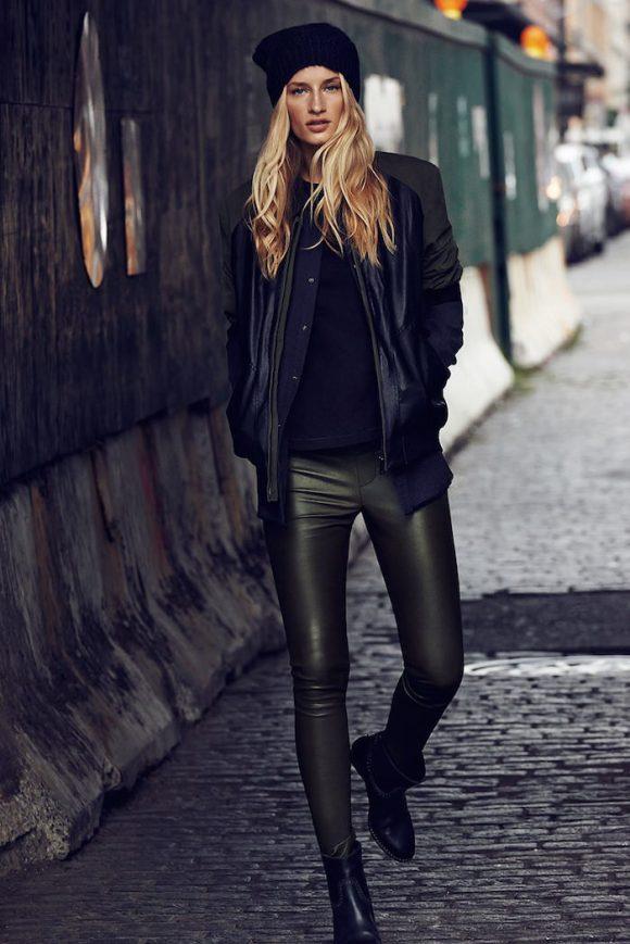 Linda Vojtova by Branislav Simoncik for Elle Czech Republic