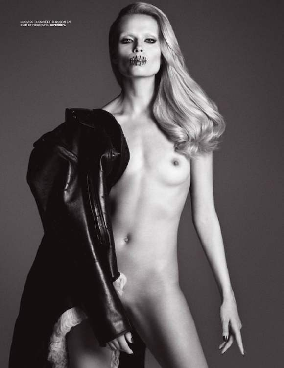 Natasha Poly by Luigi and Iango for Lui Magazine